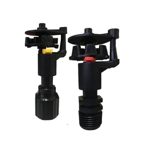 Agricultural drip irrigation plastic impact sprinkler from Plentirain
