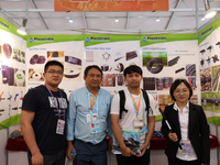 Plentirain participated in the 125th Canton Fair successfully