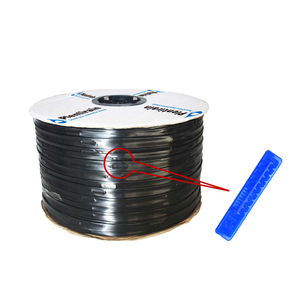 Factory price row crop irrigation drip tape in virgin PE material