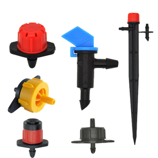 High quality adjustable dripper for drip irrigation