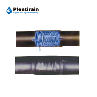 Plastic material drip irrigation pipe with competitive price