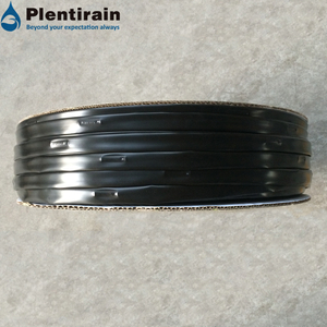 Water drip irrigation tubing in 10cm spacing